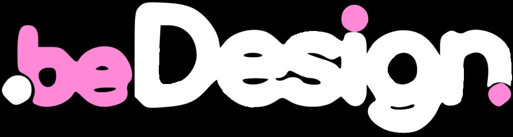 logo beDesign, tvorba webů a grafiky